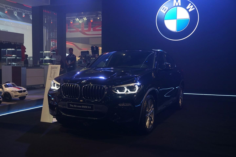2019 BMW X4 Philippine Launch