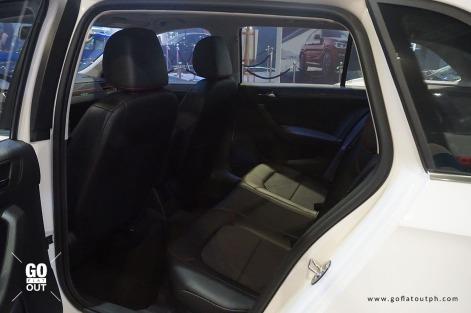 2019 Volkswagen Santana GTS Interior