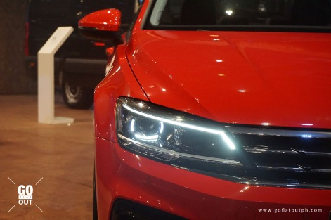 2019 Volkswagen Lamando Exterior