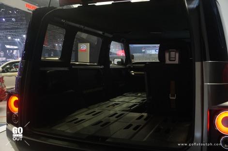 Toyota TJ Cruiser Concept Interior