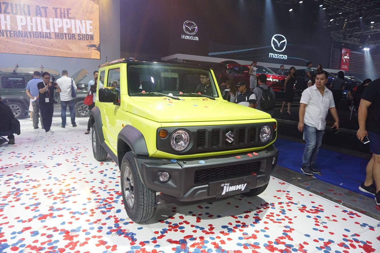 Suzuki Jimny Exterior