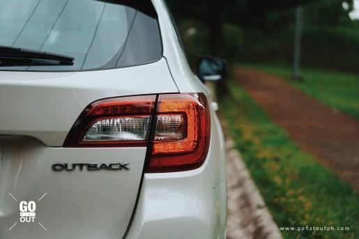 2018 Subaru Outback 3.6R-S EyeSight Exterior