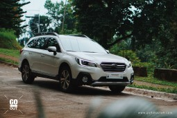 2018 Subaru Outback 3.6R-S EyeSight Exterior
