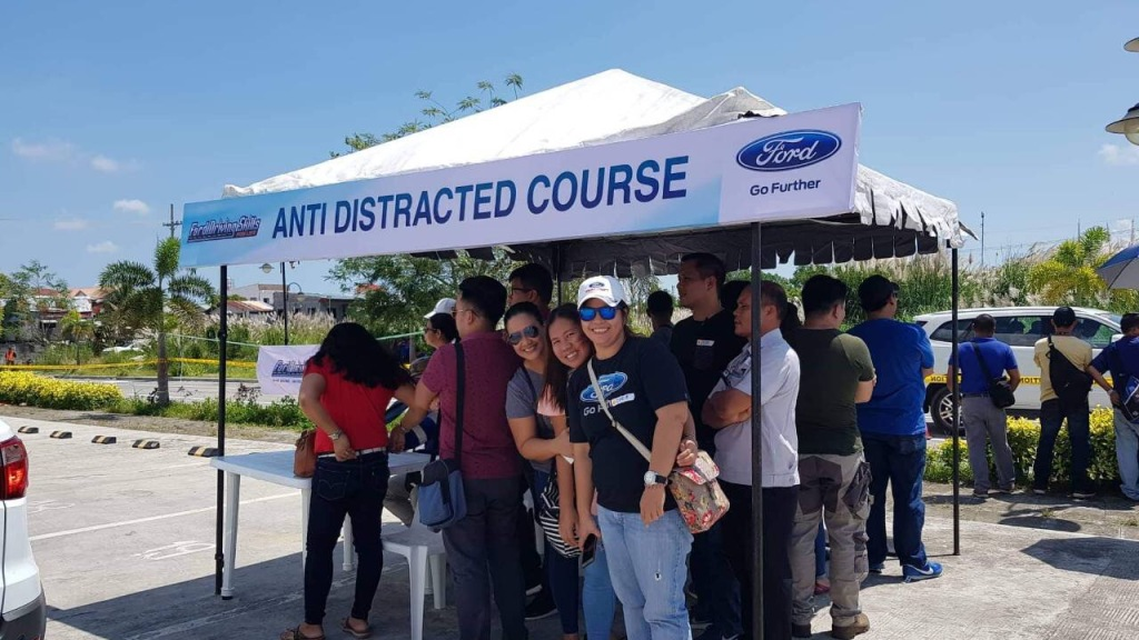 2018 Ford Driver Skills For Life IloIlo