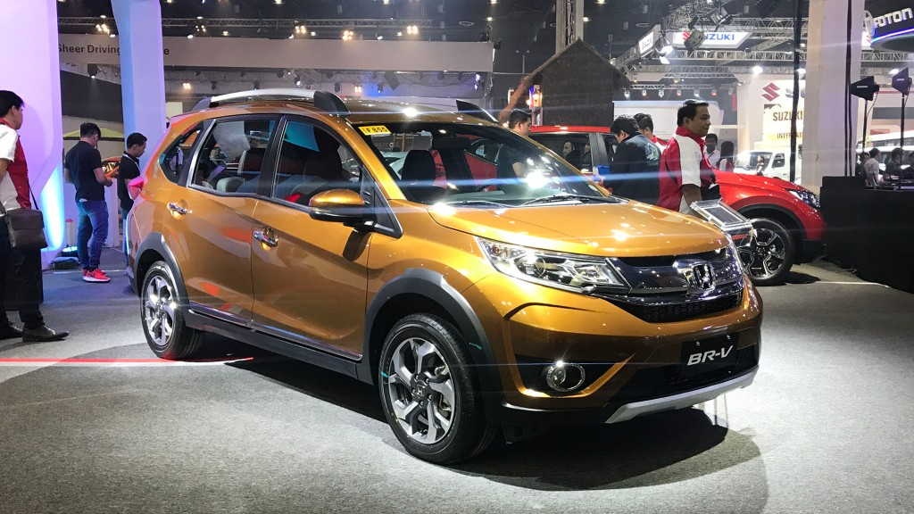 Honda BR-V Made In The Philippines