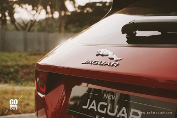 2018 Jaguar E-Pace R-Dynamic Exterior