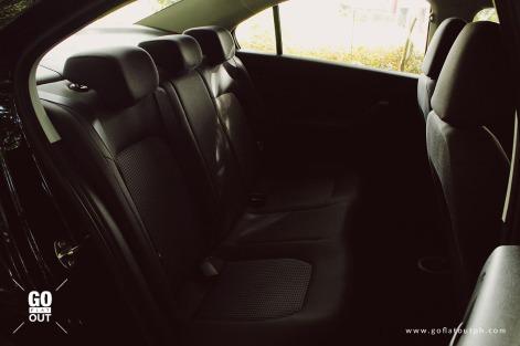 Volkswagen Santana Trendline Interior