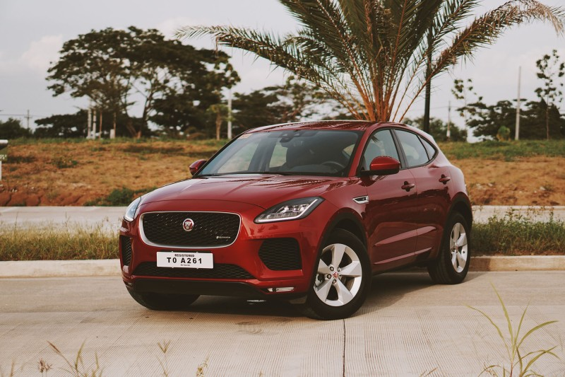 2018 Jaguar E-Pace R-Dynamic Review