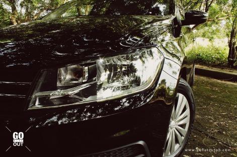 Volkswagen Santana Trendline Exterior