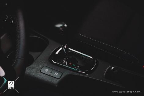 2018 Toyota Hilux Conquest Interior