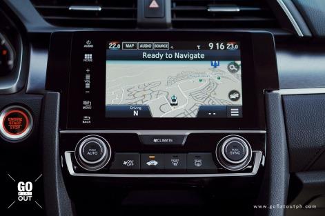2018 Honda Civic RS Turbo Infotainment
