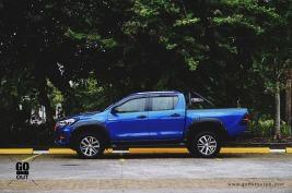 2018 Toyota Hilux Conquest Exterior