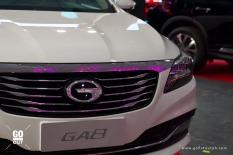 GAC GA8 Exterior