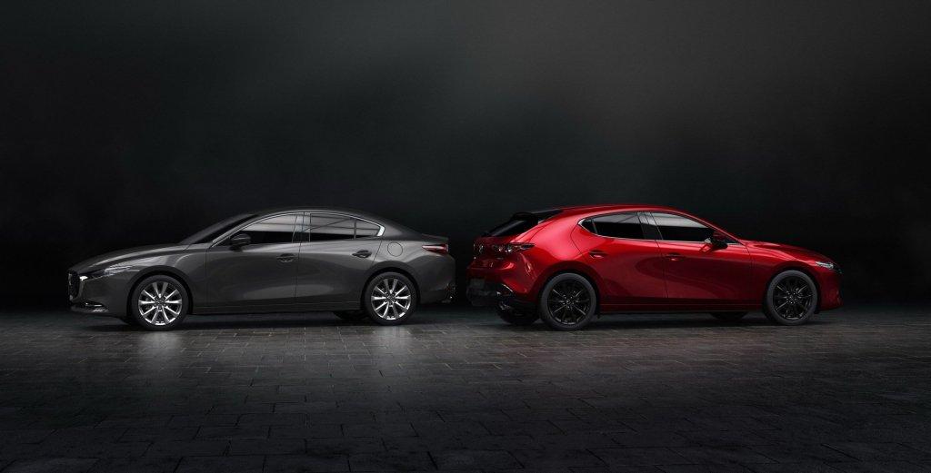 2019 Mazda 3 Sedan Launch