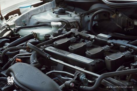 2018 Honda Civic RS Turbo Engine