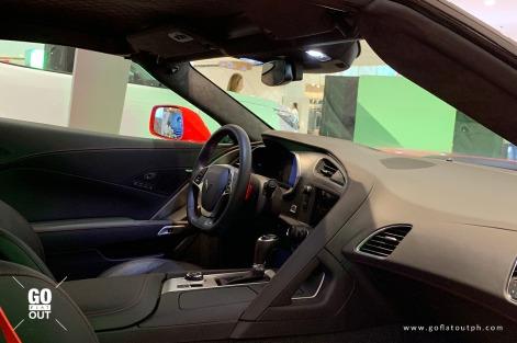 Chevrolet Corvette Stingray Interior