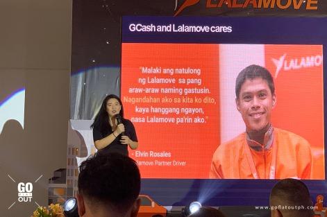 Dannah Majarocon, Managing Director of Lalamove Philippines
