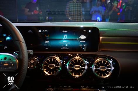 2019 Mercedes-Benz A-Class Interior