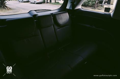 2018 Honda Odyssey EX-V Navi Interior