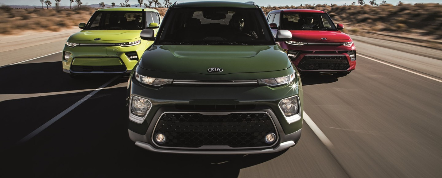 2020 Kia Soul Launch