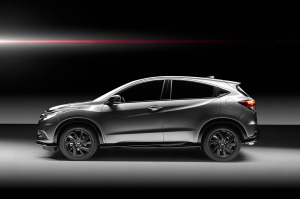 Honda launches new HR-V Sport with 1.5 VTEC TURBO engine