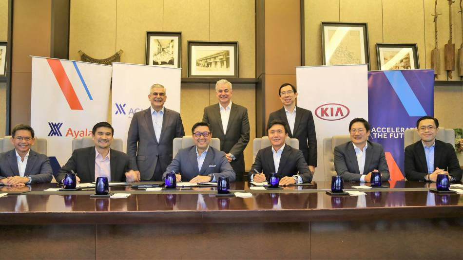 Ayala Will Now Handle Kia Philippines