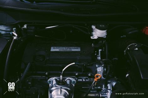 2018 Honda Odyssey EX-V Navi Engine