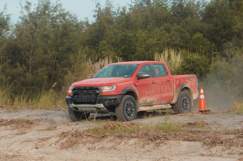 2019 Ford Ranger Raptor Philippine First Impressions