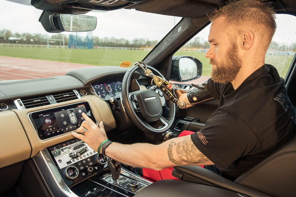 Future Jaguar and Land Rovers To Feature Automatic Doors For PWDs