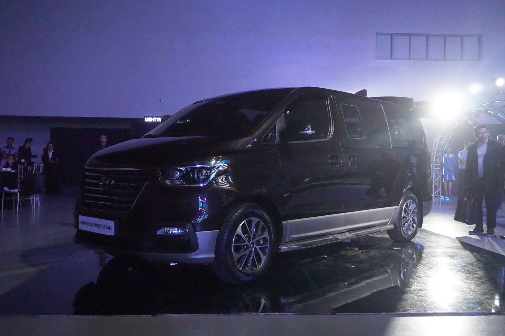 2019 Hyundai Grand Starex Urban Offers Unparalleled Luxury In Its Segment
