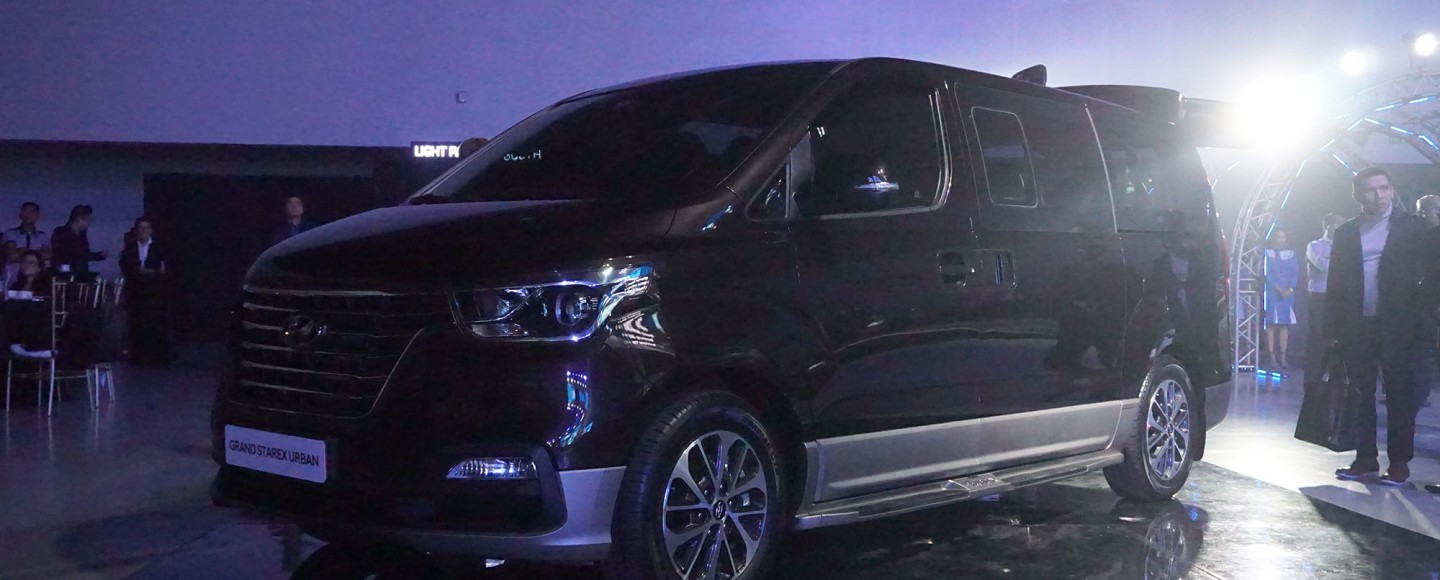 2019 Hyundai Grand Starex Urban Offers Unparalleled Luxury