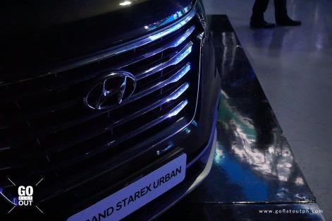 2019 Hyundai Grand Starex Urban Exterior