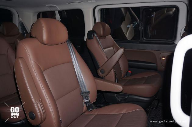 2019 Hyundai Grand Starex Urban Interior