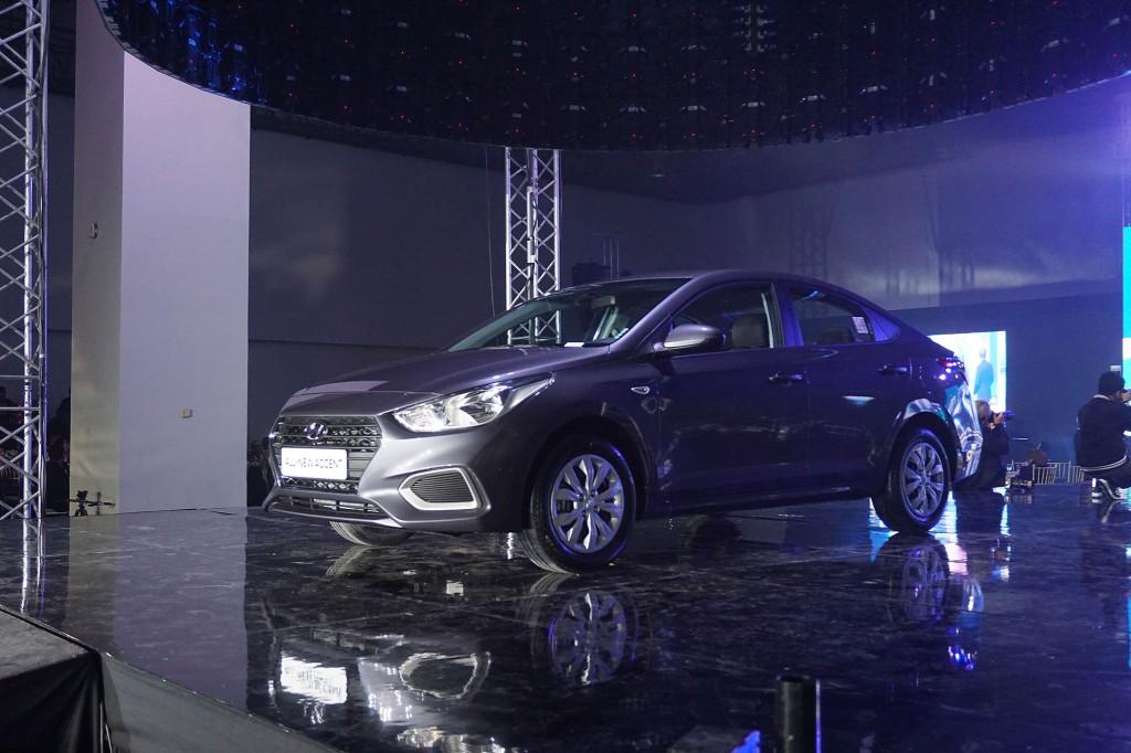 2019 Hyundai Accent Philippine Launch