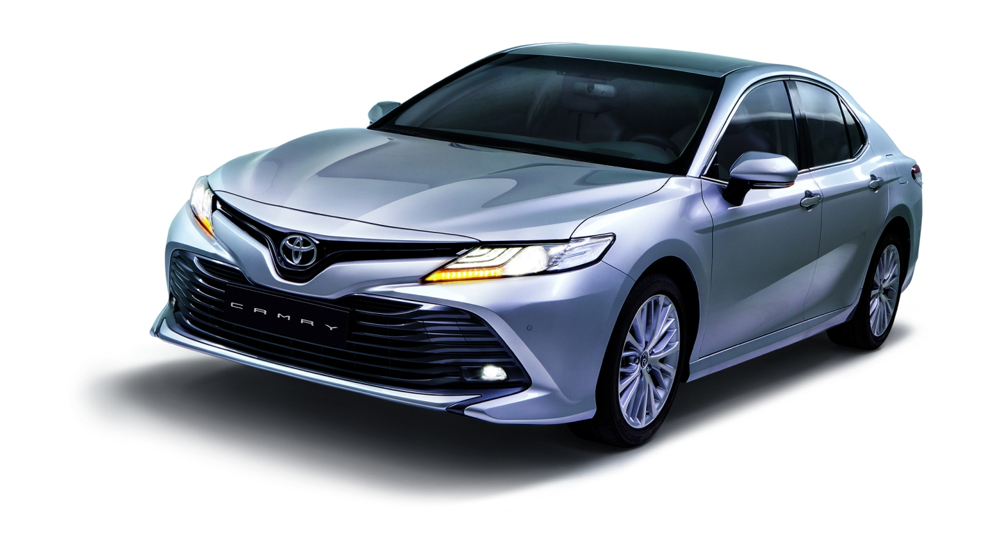 Toyota Camry Arrives In The Philippines With P1.806M Starting Price