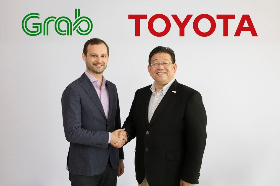 Toyota Rolls Out Its Total-Care Service For Grab Driver-Partners
