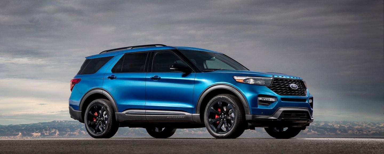 2020 Ford Explorer ST Has 400 HP While Explorer Hybrid Has 804 Kilometer Range