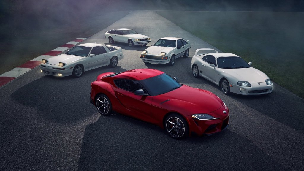 2020 Toyota GR Supra Revives A Legendary Nameplate With 335 HP