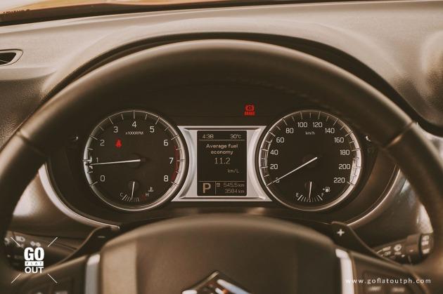 2018 Suzuki Vitara GLX Fuel Consumption