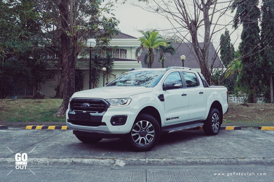 2019 Ford Ranger Wildtrak 2.0 4x2 AT Exterior