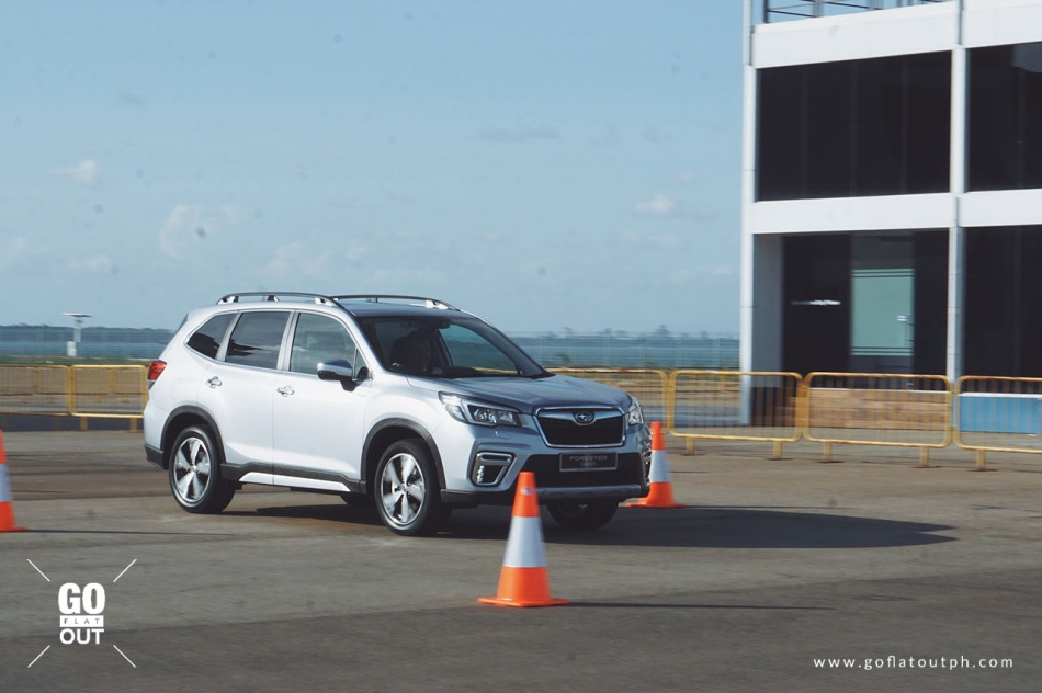2019 Subaru Forester e-BOXER First Drive Review