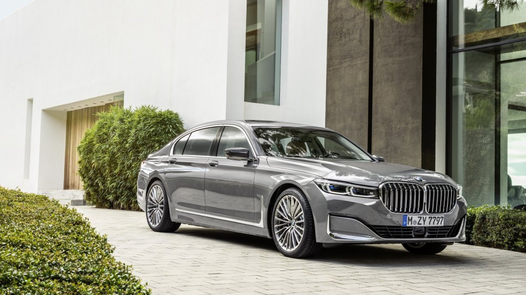 2020 BMW 7 Series Has A 40% Bigger Grille And More Luxury