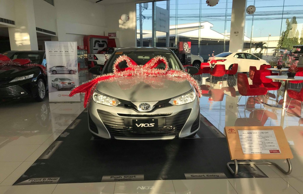 Toyota PH Revives The XE Badge For The Vios With P735K Starting Price