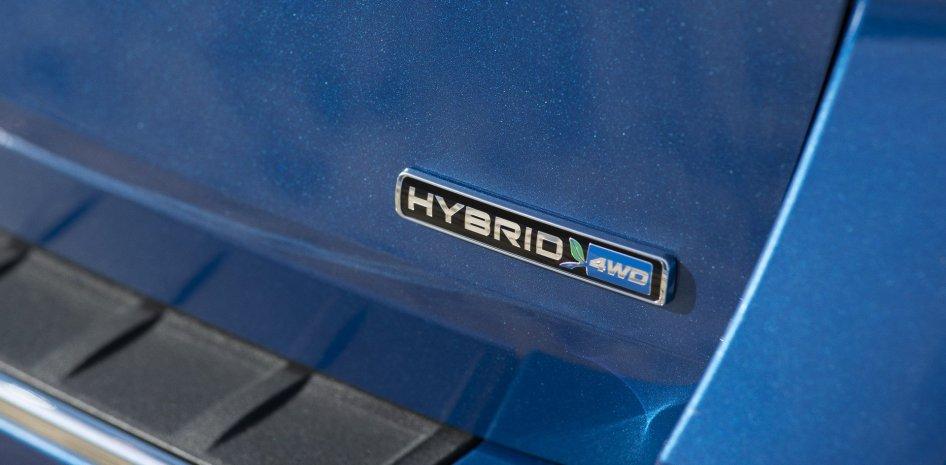 2020 Ford Explorer Hybrid Exterior