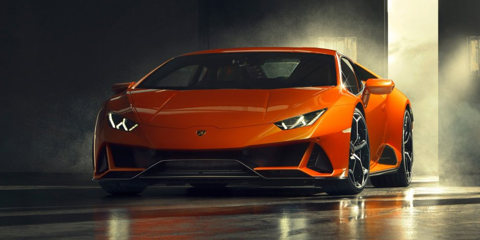 The 2020 Lamborghini Huracan Evo Is Probably Your Next Bedroom