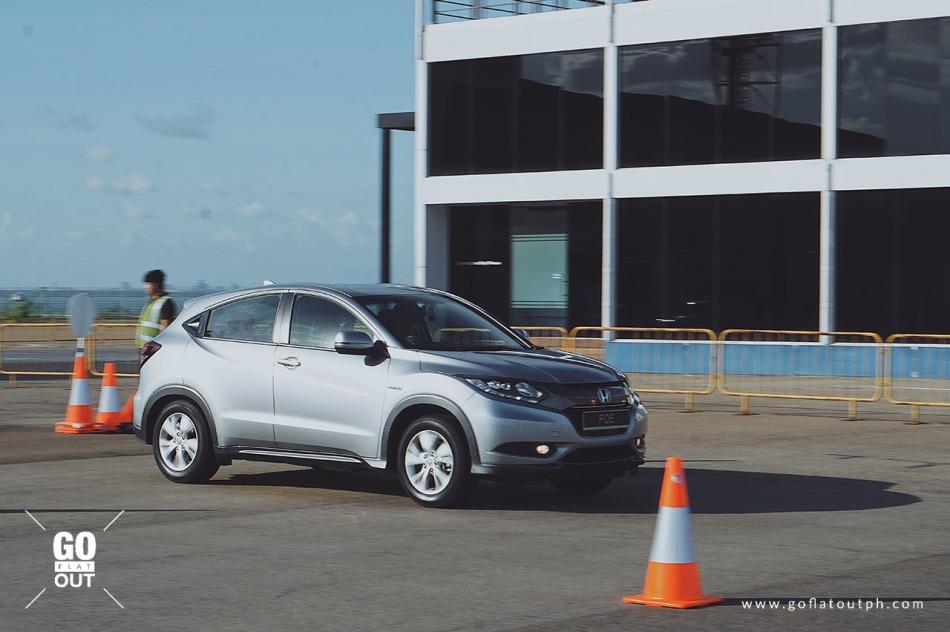 Honda HR-V Hybrid versus Subaru Forester e-Boxer