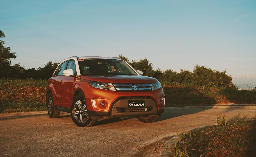 2018 Suzuki Vitara GLX Review
