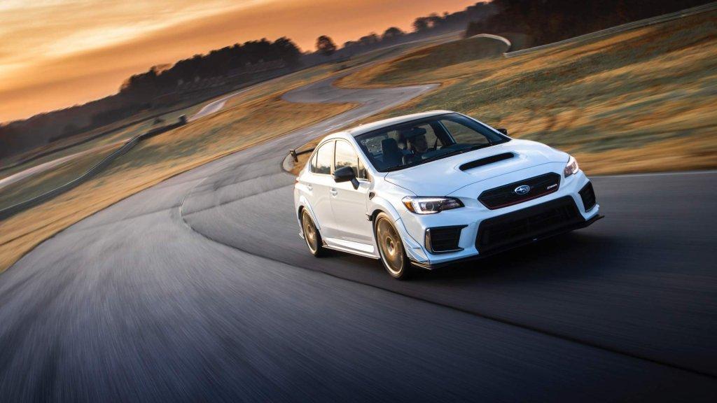 2020 Subaru WRX STI S209 Is The Most Powerful Subaru Ever