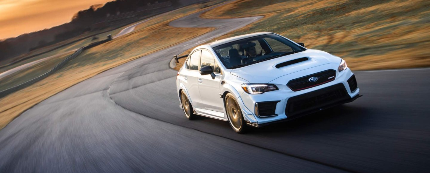 2020 Subaru WRX STI S209 Is The Most Powerful Subaru Ever