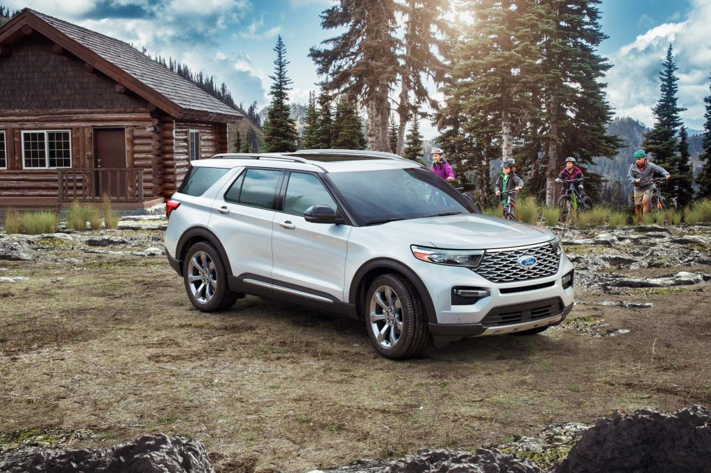 2020 Ford Explorer Is Now RWD, Lighter, And More Premium Than Ever